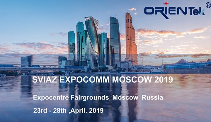 Orientek Will launch New FTTx Fiber Optic Solutions at SVIAZ EXPOCOMM MOSCOW 2019